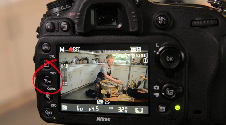 How to Shoot Video with a Nikon DSLR